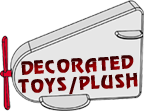 Decorated Toys Plush